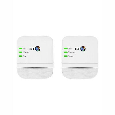 BT Broadband Extender 600 Kit - Brand New - LIMITED STOCK! NOT WIFI COMPATIBLE • 28.48£