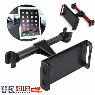 Universal Car Back Seat Holder Mount Headrest For IPhone IPad Phone Tablet 4-11  • 8.87£