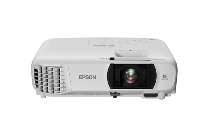 Epson 3LCD Full HD Home Cinema Projector EH-TW650 3100 Lumens - White • 499.99£
