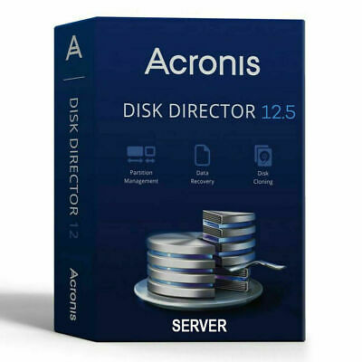 Acronis Disk Director 12 Lifetime License Key Instant Delivery In 1 Minute • 1.50£