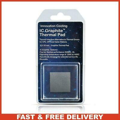 Innovation Cooling LLC IC Graphite Thermal Pad 30 X 30 Mm  • 11.45£