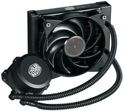 Cooler Master MasterLiquid Lite 120 All In One Liquid Cooler White LED Logo • 54.99£