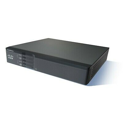 Cisco 860VAE Intergrated Secure Services Router Multimode 800 Series C867VAE-K9  • 125£