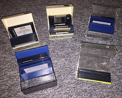 "Collection Of 54 Used 3.5"" Floppy Disks & Storage Cases • 19.99£"