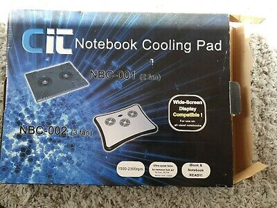 CIT Notebook Cooling Pad • 2.96£