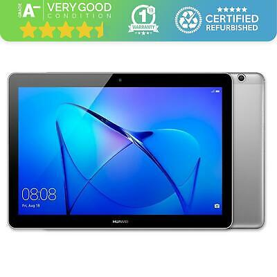 Huawei MediaPad T3 16GB Space Grey 9.6 Inch Tablet Quad-Core- Grade A- • 77.99£