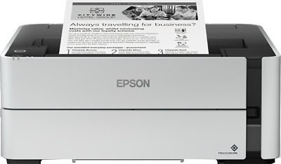 Epson EcoTank All-in-One Wired Connection Mono Printer ET-M1140 • 129.99£