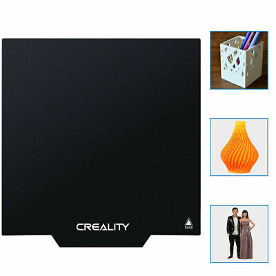 DIY Sticker Heated Bed Build Magnetic Plate 3D Printer Easy Use For Ender 3 3Pro • 11.95£
