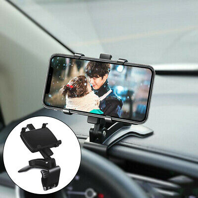 Headrest Back Seat Universal Phone Holder Car Rotating Stand For GPS Tablet Ipad • 9.59£