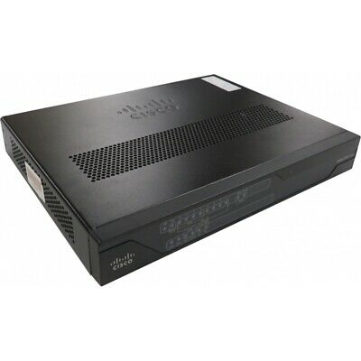 Cisco 890 Series 897VA C897VA-K9 V01 No Ears Or Psu • 59.95£