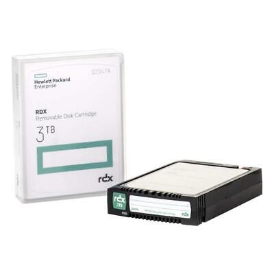 HPE RDX 3TB Removable Disk Backup Cartridge • 389.99£