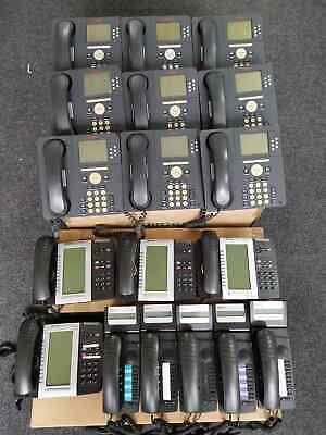 18 X Avaya/Mitel Office IP Phones - Job Lot • 95£