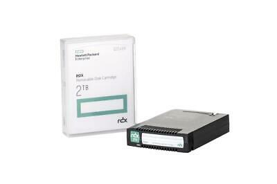 HPE RDX 2TB Removable Disk Backup Cartridge • 264.49£