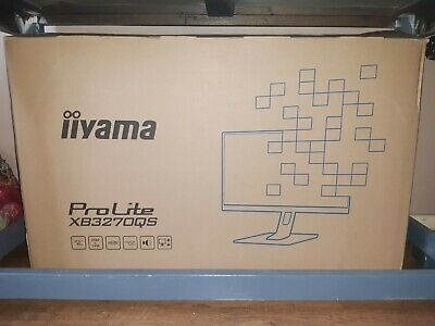 Iyama  32  2k Prolite  Ips Gaming Monitor  • 200£