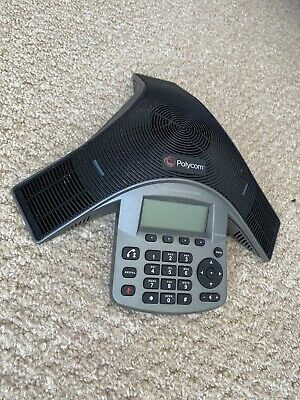 Polycom IP5000 Desk Phone SoundStation - Black • 35£