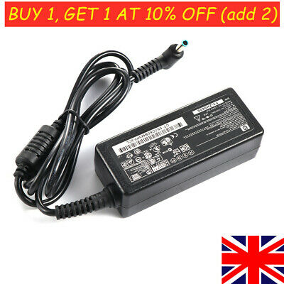 *Genuine HP Laptop Charger Adapter Power Supply Blue Tip 740015-002 2.31a • 6.89£
