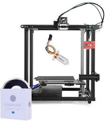 Creality Ender 5 Pro, BL Touch Auto Bed Levelling 3D Printer+ 1KG Black Filament • 366.49£