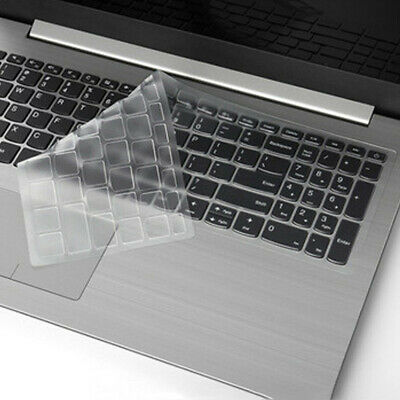 15.6'' Keyboard Cover Laptop Silicone Skin Protector For Lenovo Ideapad S340/430 • 3.79£