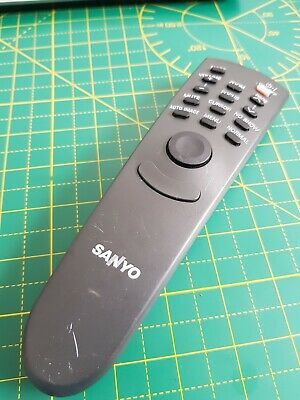 SANYO Projector Remote Control Click Trigger 5 670 988 Fully Tested + Working • 12.97£