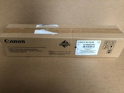 Canon C-EXV41 Colour Drum Unit - Unopened 6370B003 • 150£