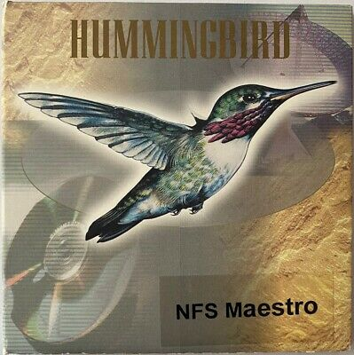Hummingbird NFS Maestro SOLO - Software - Versions 5.3, 6.0.1, 6.2 • 8£