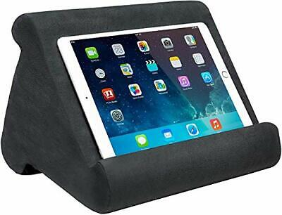 Multi-Angle Soft Cushion For Tablets Smart Phones Digital Book Magazines Holder • 9.99£