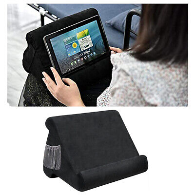 Tablet Computer Stand Pillow Stand Foam Bookshelf Reading Bed Support Cushion UK • 9.44£