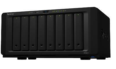 Synology DS1821+ 8-Bay Desktop NAS (Network-Attached Storage) Enclosure • 926.99£