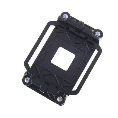 Black CPU Fan Cooler Retainer Base Bracket For AMD Socket AM3 AM2 940 JE EH Kw • 3.66£