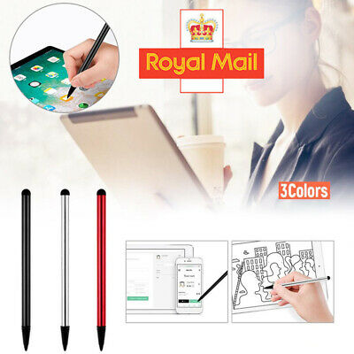 3 Color Stylus Touch Screen Pen For IPad IPod IPhone Samsung PC Cellphone Tablet • 2.99£