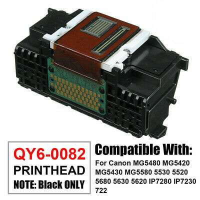 For Canon IP7250 IP7220 MG5450 MG5750 Printer Head QY6-0082 Print Head UK STOCK • 20.12£
