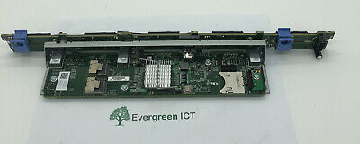 "059VFH Dell Poweredge R620 10 X2.5"" SFF HDD Backplane Assrmbly • 18£"