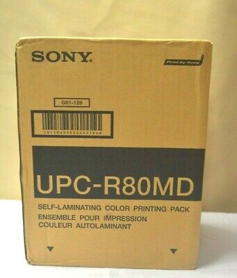 Sony Self Laminating Colour Printing Pack UPC-R80MD  • 110£