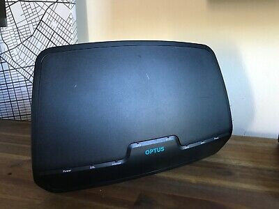 OPTUS Sagemcom F@ST 3864V3 HP [NEAR NEW] (CABLES Included) Working • 11.08£