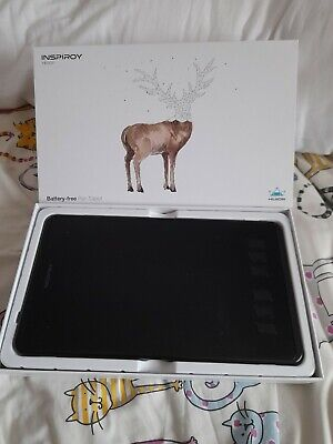 Huion Inspiroy H640P Drawing Tablet • 50£