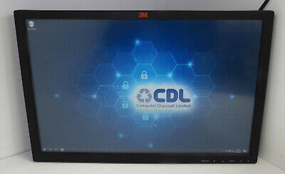 3M Touch Systems M2256PW 22  Multi Touch Display Monitor - 98-0003-3512-9 • 21£