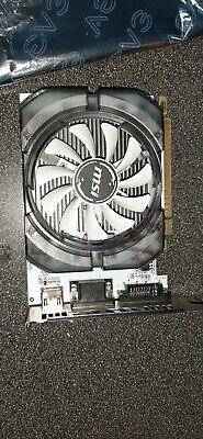 Msi Nvidia Geforce Gt 730 Graphics Video Card, 4gb Ram, Excellent Condition • 49£