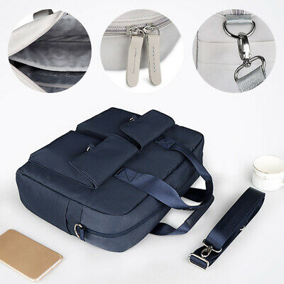 15.6 Inch Laptop PC Waterproof Shoulder Bag Carrying Soft Notebook Case Cover • 17.14£