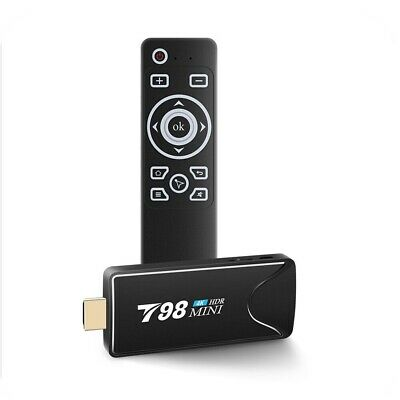 4k T98 Firestick IP TV Android 10 Stick With Vpn • 79£