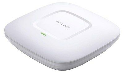 TP-Link EAP110 300Mbps Wireless N Ceiling Mount Access Point (White) • 29.99£