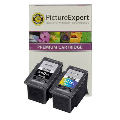 Compatible Text Quality Black & Colour XL Inks For Canon Pixma MG3650 MG2240 • 22.95£