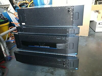 EMC VNX 5300 SYSTEM 15x 2TB Storage System Array 2x FC With 2 Servers And Psu • 3,999£