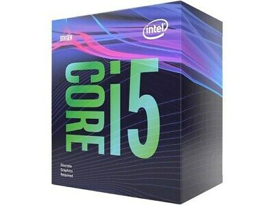 Intel Core I5 9400F 2.9GHz Hexa Core CPU  • 174.27£