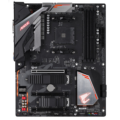 Gigabyte B450 AORUS PRO ATX Motherboard For AMD AM4 CPUs • 109.19£
