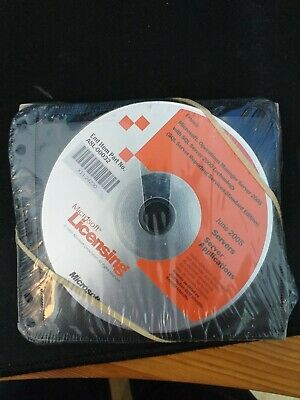Microsoft 2005 Operations Manager Server *SEALED* • 120£