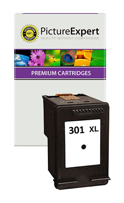 Text Quality XL Black Ink Cartridge For HP Envy 4500 4502 4504 E-All-in-One • 11.49£