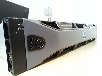 Dell EqualLogic PS4100x ISCSI SAN Array Chassis With Dual AC Power • 135£