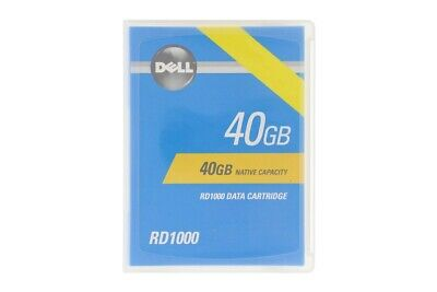 Dell PowerVault RD1000 Disk Cartridge 40GB GX162 - New • 36£