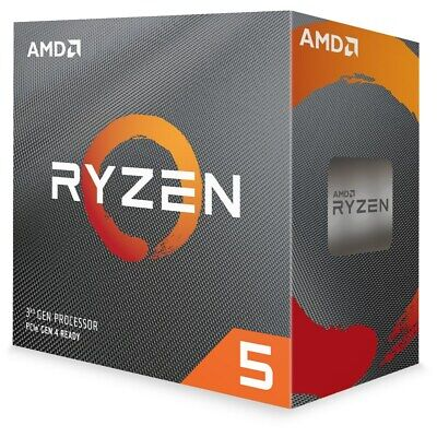 AMD Ryzen 5 3600 3.6GHz Hexa Core AM4 CPU  • 176.77£