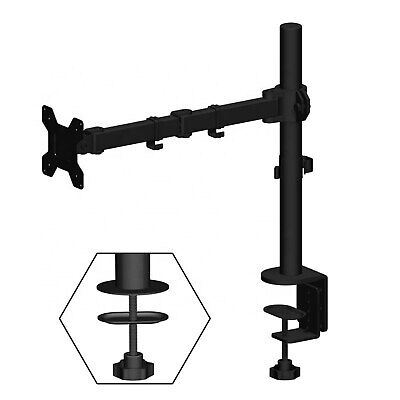 Evo Labs Single Monitor Arm Desk Mount • 15.95£